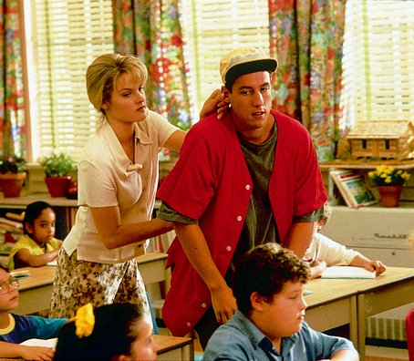 billy madison movie review Find great deals for billy madison (vhs, 1995) shop with  ratings and  reviews  i'm not a huge adam sandler fan but billy madison is a great movie.