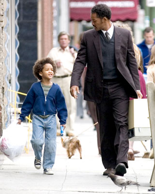 The Pursuit of Happyness PursuitofHappyness movie